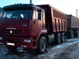 КамАЗ  6520 2007 года за 8 000 000 тг. в Атырау – фото 2