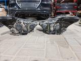 Фары Hyundai Santa Fe ксенон 2012-2016 оригинал Корея ксенон за 120 000 тг. в Алматы – фото 4