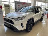 Toyota RAV 4 Style 2021 года за 16 490 000 тг. в Караганда