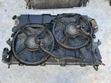 Основной радиатор в сборе интеркулер диффузор с вентилятор Fiat Ducato… за 110 000 тг. в Семей