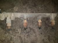 Форсунки на двигатель митсубиси галант 94г за 10 000 тг. в Актобе