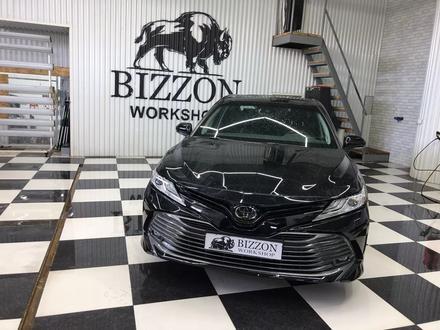 Toyota Camry 2020 года за 14 850 000 тг. в Нур-Султан (Астана) – фото 10