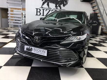 Toyota Camry 2020 года за 14 850 000 тг. в Нур-Султан (Астана) – фото 2