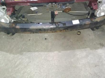 Усилитель переднего бампера на Toyota camry xv25 за 10 000 тг. в Алматы – фото 2