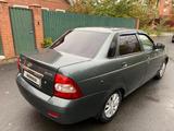 ВАЗ (Lada) Priora 2170 (седан) 2009 года за 1 150 000 тг. в Костанай – фото 5