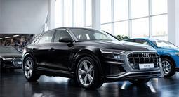 Audi Q8 55 TFSI Quattro 2021 года за 45 318 587 тг. в Алматы