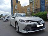 Toyota Camry 2019 года за 12 400 000 тг. в Нур-Султан (Астана) – фото 2