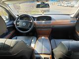 BMW 735 2002 года за 3 150 000 тг. в Тараз – фото 3