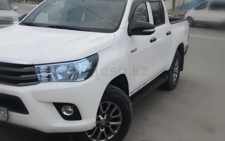 Toyota Hilux 2018 года за 15 000 000 тг. в Актау