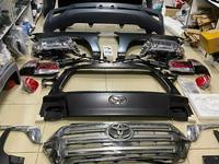 Переделка Toyota Land Cruiser 200 на 2016 за 650 000 тг. в Алматы