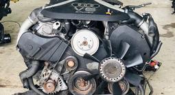 Контрактный двигатель Audi a6 c5 2.7 biturbo. Из Швейцарий! С… за 420 000 тг. в Нур-Султан (Астана)