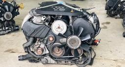 Контрактный двигатель Audi a6 c5 2.7 biturbo. Из Швейцарий! С… за 420 000 тг. в Нур-Султан (Астана) – фото 2