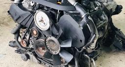 Контрактный двигатель Audi a6 c5 2.7 biturbo. Из Швейцарий! С… за 420 000 тг. в Нур-Султан (Астана) – фото 3