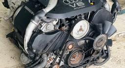 Контрактный двигатель Audi a6 c5 2.7 biturbo. Из Швейцарий! С… за 420 000 тг. в Нур-Султан (Астана) – фото 4