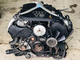 Контрактный двигатель Audi a6 c5 2.7 biturbo. Из Швейцарий! С… за 420 000 тг. в Нур-Султан (Астана) – фото 5
