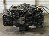 EJ-25 Контрактный 4-х расспредвальный двигатель на субару с объёмом 2.5л за 300 000 тг. в Нур-Султан (Астана)