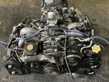 EJ-25 Контрактный 4-х расспредвальный двигатель на субару с объёмом 2.5л за 300 000 тг. в Нур-Султан (Астана) – фото 2