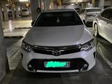 Toyota Camry 2017 года за 10 500 000 тг. в Нур-Султан (Астана)
