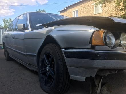 BMW 520 1993 года за 900 000 тг. в Балхаш – фото 7