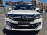 Toyota Land Cruiser 2021 года за 40 000 000 тг. в Костанай – фото 2