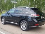 Lexus RX 350 2014 года за 16 500 000 тг. в Петропавловск – фото 5