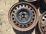 Оригинальные металлические диски на автомашину Opel Vectra (Германия за 16 000 тг. в Нур-Султан (Астана) – фото 3