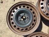 Оригинальные металлические диски на автомашину Opel Vectra (Германия за 16 000 тг. в Нур-Султан (Астана) – фото 4