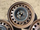 Оригинальные металлические диски на автомашину Opel Vectra (Германия за 16 000 тг. в Нур-Султан (Астана) – фото 5
