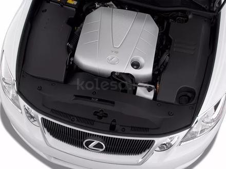 Двигатель Lexus GS350 3, 5 л, 2GR-FSE S190 2005-2011 за 560 000 тг. в Алматы