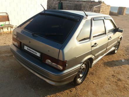 ВАЗ (Lada) 2114 (хэтчбек) 2011 года за 1 100 000 тг. в Актау – фото 8