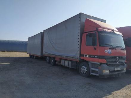 Mercedes-Benz  Актрос 2003 года за 11 500 000 тг. в Алматы