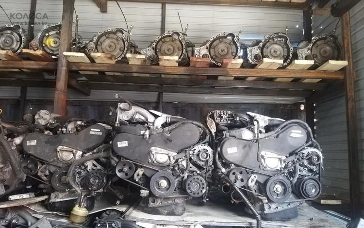 Двигатель акпп привозной Япония за 66 400 тг. в Алматы