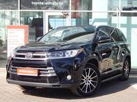 Toyota Highlander 2019 года за 24 380 000 тг. в Алматы