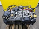 Двигатель Subaru EJ254 четырех распредвальный с VVTI (AVCS) за 240 000 тг. в Алматы