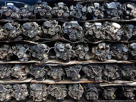 Контрактные двигатели из Японий на Мазду за 650 000 тг. в Алматы – фото 3