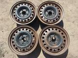 Оригинальные металлические диски на автомашину Opel Vectra (Германия за 16 000 тг. в Нур-Султан (Астана)