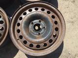 Оригинальные металлические диски на автомашину Opel Vectra (Германия за 16 000 тг. в Нур-Султан (Астана) – фото 2