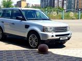 Land Rover Range Rover Sport 2007 года за 7 200 000 тг. в Караганда