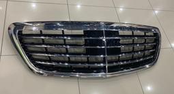 Решетка радиатора Mercedes W222 за 150 000 тг. в Алматы – фото 2