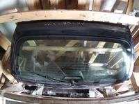 Крышка багажника со стеклом на Mercedes Benz w210 за 18 000 тг. в Караганда