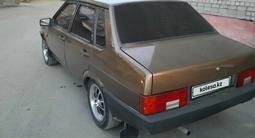 ВАЗ (Lada) 21099 (седан) 2002 года за 450 000 тг. в Семей – фото 4