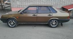 ВАЗ (Lada) 21099 (седан) 2002 года за 450 000 тг. в Семей – фото 5