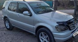 Mercedes-Benz ML 230 1998 года за 4 300 000 тг. в Петропавловск – фото 2