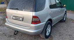 Mercedes-Benz ML 230 1998 года за 4 300 000 тг. в Петропавловск – фото 5
