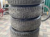 Комплект дисков с резиной на TOUAREG. Зимний за 160 000 тг. в Алматы