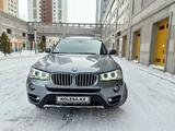 BMW X3 2014 года за 10 000 000 тг. в Алматы – фото 2