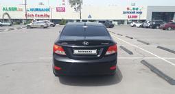 Hyundai Accent 2014 года за 4 200 000 тг. в Алматы – фото 5