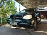 Mercedes-Benz ML 320 2001 года за 3 150 000 тг. в Тараз
