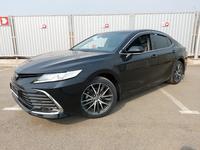 Toyota Camry Luxe 2021 года за 17 790 000 тг. в Нур-Султан (Астана)