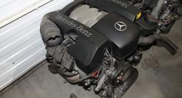 Контрактный двигатель Mercdes 3.2 M 112 W210 с гарантией! за 330 000 тг. в Нур-Султан (Астана)